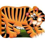 Amiguinhos Rechonchudos: Tigre