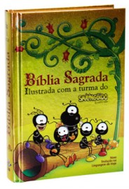 Bíblia Sagrada Ilustrada com a Turma do Smilinguido