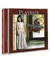 Danielle Cristina cd Playback Acreditar