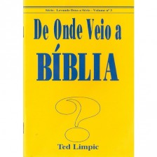 De Onde Veio a Bíblia?