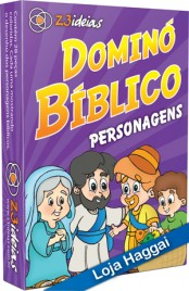 Dominó Biblíco Personagens