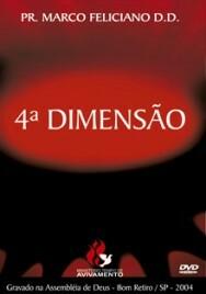 Dvd 4ª Dimensão
