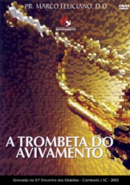Dvd a Trombeta do Avivamento