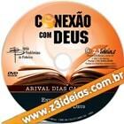 Dvd Conexao com Deus 05 Entregue os Seus Fardos 1403