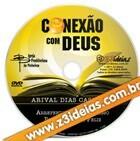 Dvd Conexao com Deus 09 Arrependimento o Acesso 1104