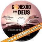 Dvd Conexão com Deus 19 - o Sacrifício do Amor 2006