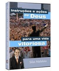 Dvd Instruões e Aões de Deus Para uma Vida Vitoriosa