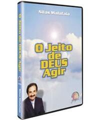 Dvd o Jeito de Deus Agir
