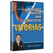 Dvd Princípios Práticos Para Conquistas de Vitórias