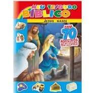 Meu Tesouro Bíblico: Jesus Nasce
