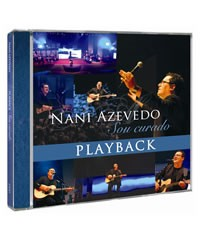 Nani Azevedo cd Playback sou Curado