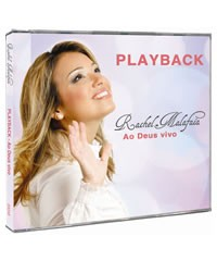 Rachel Malafaia cd Playback ao Deus Vivo