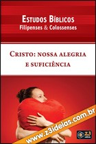 Revista eb Filipenses e Colossences Cristo Nossa Alegria