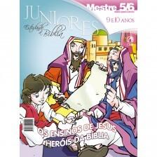 Revista Juniores Mestre 1º Semestre de 2014