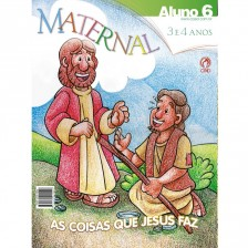 Revista Maternal Aluno 2º Trimestre 2014